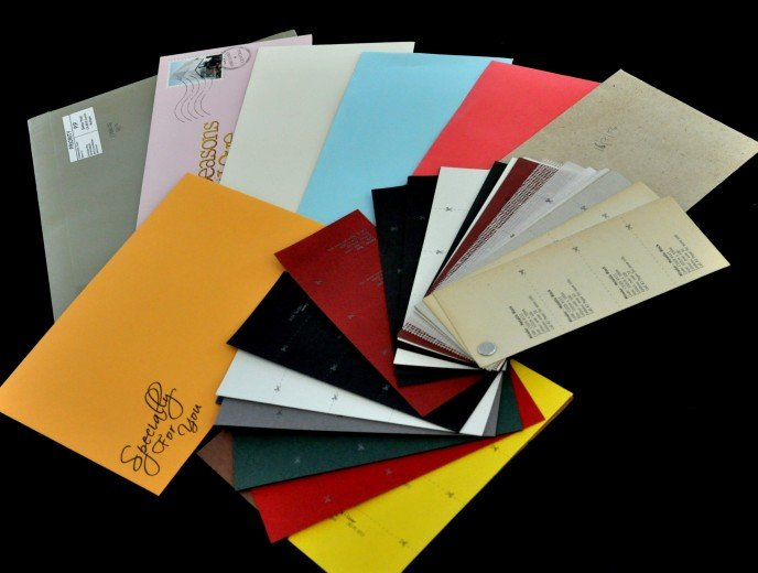 FANCY PAPER ENVELOPES